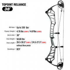 Topoint Reliance 38